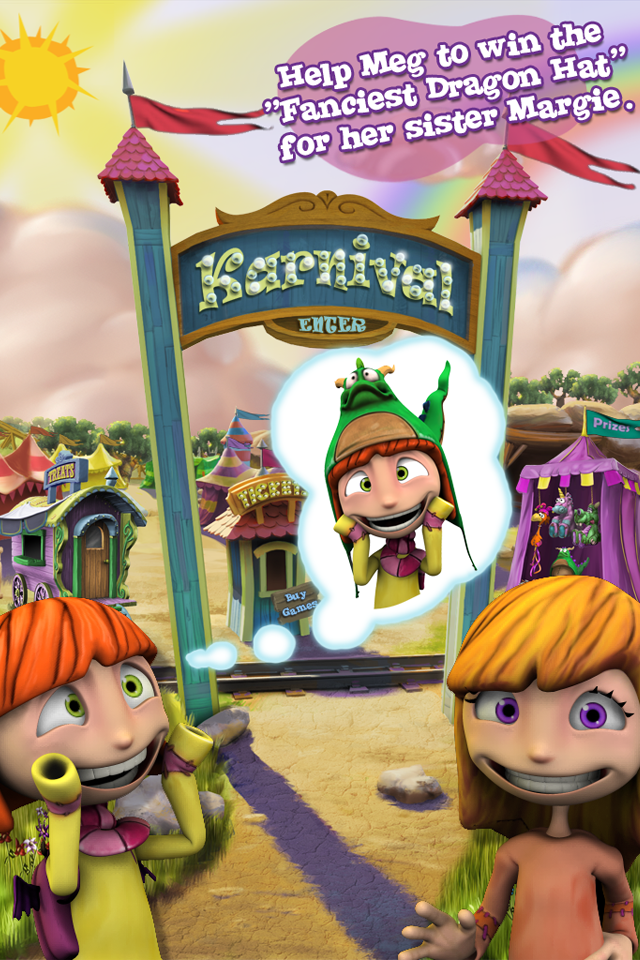 Screenshot Kick'n Chick'nz: Medieval Karnival Lite